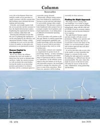 Marine Technology Magazine, page 16,  Jun 2020