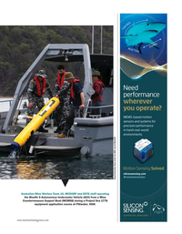 Marine Technology Magazine, page 21,  Jun 2020