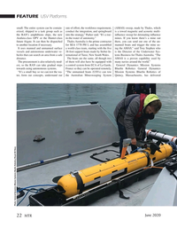Marine Technology Magazine, page 22,  Jun 2020