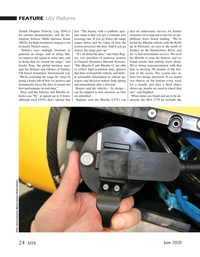 Marine Technology Magazine, page 24,  Jun 2020