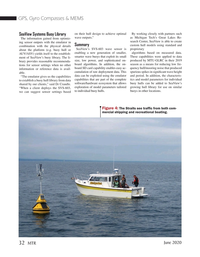 Marine Technology Magazine, page 32,  Jun 2020
