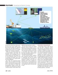 Marine Technology Magazine, page 38,  Jun 2020