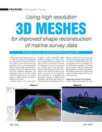 Marine Technology Magazine, page 40,  Jun 2020