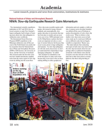 Marine Technology Magazine, page 50,  Jun 2020