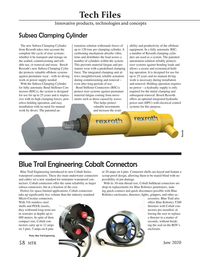 Marine Technology Magazine, page 58,  Jun 2020