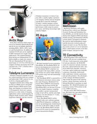 Marine Technology Magazine, page 59,  Jun 2020