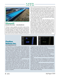 Marine Technology Magazine, page 8,  Jul 2020
