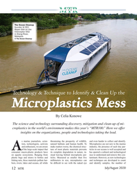 Marine Technology Magazine, page 12,  Jul 2020