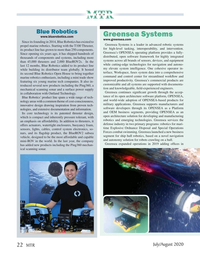 Marine Technology Magazine, page 22,  Jul 2020