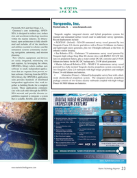 Marine Technology Magazine, page 23,  Jul 2020
