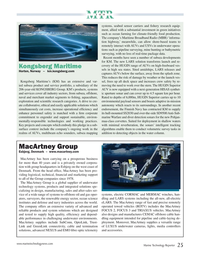 Marine Technology Magazine, page 25,  Jul 2020