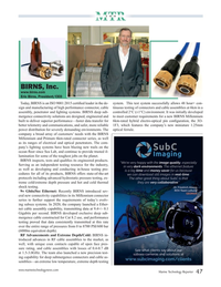Marine Technology Magazine, page 47,  Jul 2020