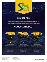 Marine Technology Magazine, page 3,  Jul 2020