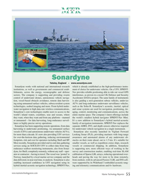 Marine Technology Magazine, page 55,  Jul 2020