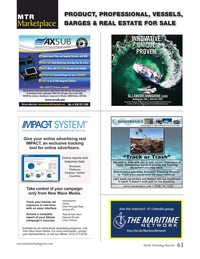 Marine Technology Magazine, page 63,  Jul 2020