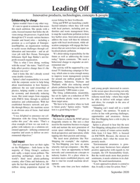 Marine Technology Magazine, page 14,  Sep 2020