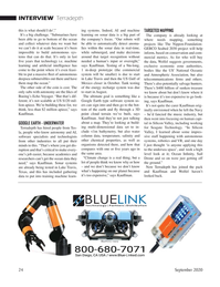 Marine Technology Magazine, page 24,  Sep 2020