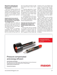 Marine Technology Magazine, page 29,  Sep 2020