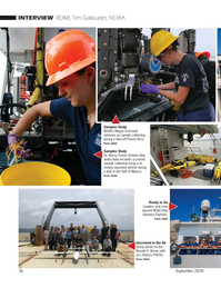 Marine Technology Magazine, page 36,  Sep 2020