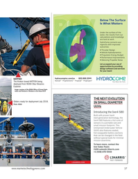 Marine Technology Magazine, page 37,  Sep 2020