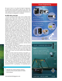 Marine Technology Magazine, page 41,  Sep 2020