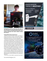 Marine Technology Magazine, page 47,  Sep 2020