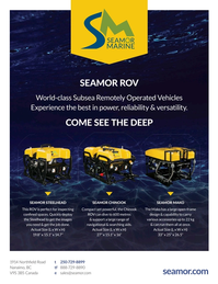 Marine Technology Magazine, page 3,  Sep 2020