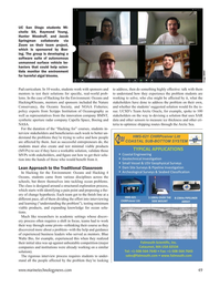 Marine Technology Magazine, page 49,  Sep 2020