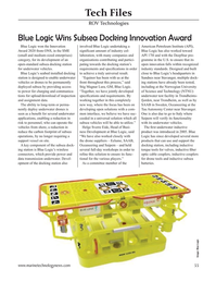 Marine Technology Magazine, page 55,  Sep 2020