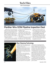 Marine Technology Magazine, page 56,  Sep 2020