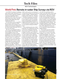 Marine Technology Magazine, page 57,  Sep 2020