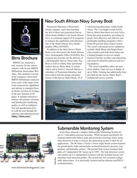 Marine Technology Magazine, page 59,  Sep 2020