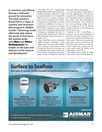 Marine Technology Magazine, page 11,  Oct 2020