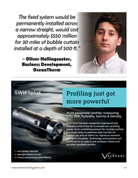 Marine Technology Magazine, page 13,  Oct 2020