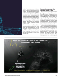 Marine Technology Magazine, page 15,  Oct 2020