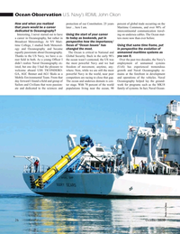 Marine Technology Magazine, page 26,  Oct 2020