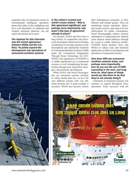 Marine Technology Magazine, page 29,  Oct 2020