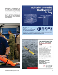 Marine Technology Magazine, page 31,  Oct 2020