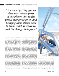 Marine Technology Magazine, page 36,  Oct 2020