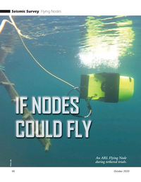 Marine Technology Magazine, page 40,  Oct 2020
