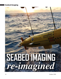 Marine Technology Magazine, page 44,  Oct 2020