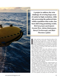 Marine Technology Magazine, page 45,  Oct 2020