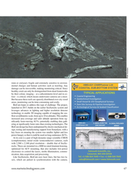 Marine Technology Magazine, page 47,  Oct 2020