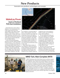 Marine Technology Magazine, page 58,  Oct 2020