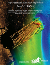 Marine Technology Magazine, page 9,  Nov 2020