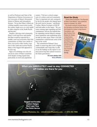 Marine Technology Magazine, page 15,  Nov 2020