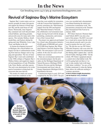 Marine Technology Magazine, page 16,  Nov 2020