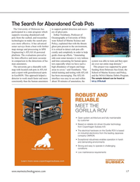 Marine Technology Magazine, page 17,  Nov 2020