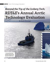 Marine Technology Magazine, page 18,  Nov 2020