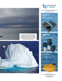 Marine Technology Magazine, page 19,  Nov 2020